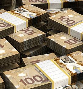 Фото Канада предоставляет пособие 2000 дол. в месяц даже тем, кто временно живет в Канаде.