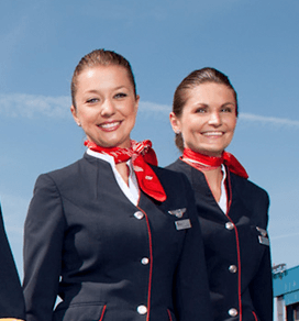 Фото FLIGHT ATTENDANTS AND STEWARDESSES TRAINING
