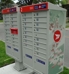 Фото POSTAL SERVICES IN CANADA