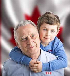 Фото Спонсорство батьків – сімейна імміграція в Канаду