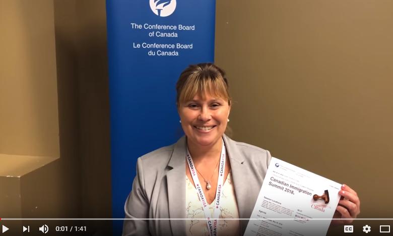Фото Канадський саміт з імміграції до Канади 2018. Відео 2.